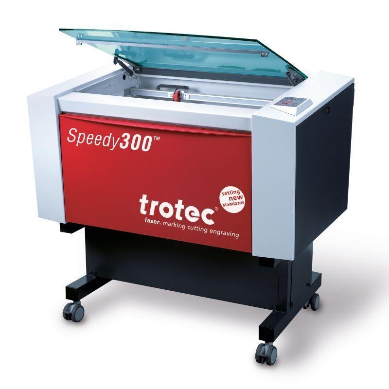 Лазерный гравер TROTEC SPEEDY 300